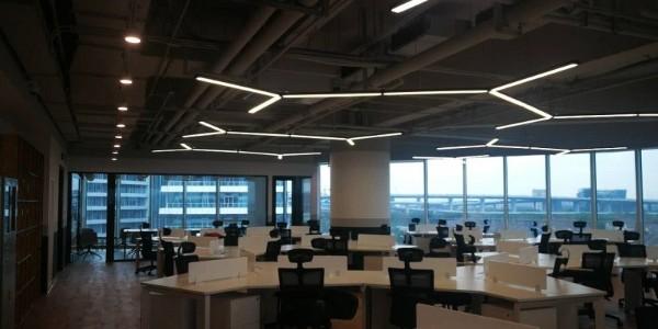 办公室安装中央空调