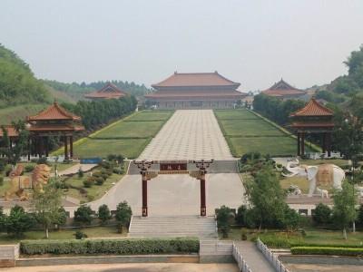 宜兴大觉寺中央空调工程