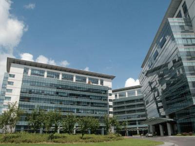 联强国际办公楼组合式中央空调工程