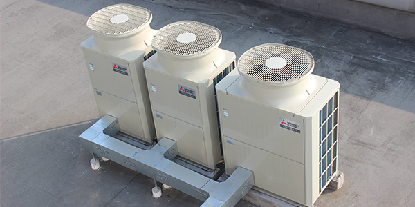 怎样清洗维修商用中央空调?
