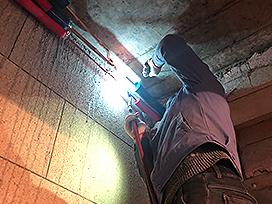 越邦机电-无氧焊接工艺