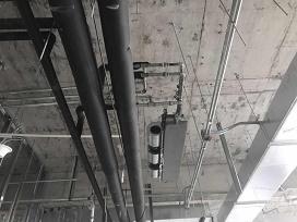 越邦机电-管路保温处理