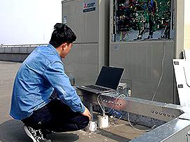 越邦机电-整机全面调试
