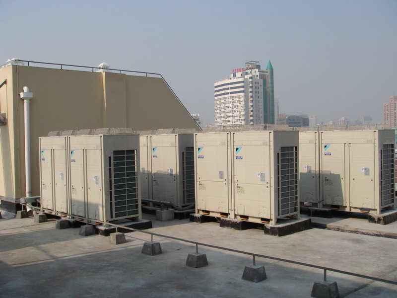 中央空调系统日常保养办法