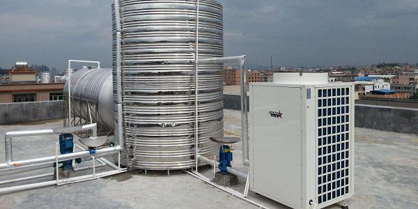 越邦机电-医院空气能热水工程怎么选择?