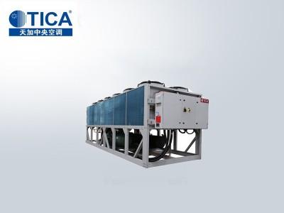 TICA天加风冷螺杆式冷(热)水机组