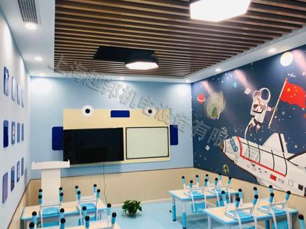教育行业海信空调安装