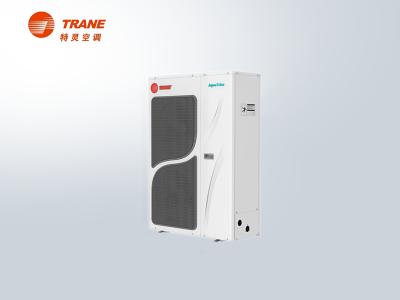 特灵中央空调地暖二合一两联供水系统空气能