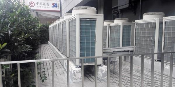 中央空调风管机怎么选择?听听越邦怎么说