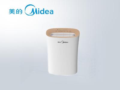 美的C46负离子空气净化器智能除甲醛烟尘雾霾