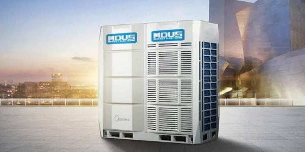 美的中央空调安装优势