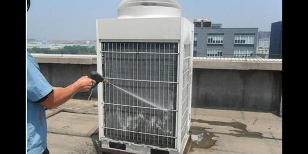 商用中央空调不清洗,这些麻烦就会找到你