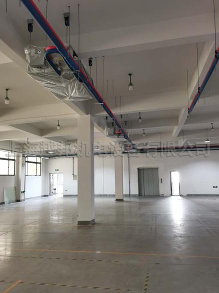 厂房中央空调安装方案