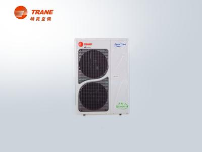 特灵风冷空气源热泵中央空调热水地暖一体机