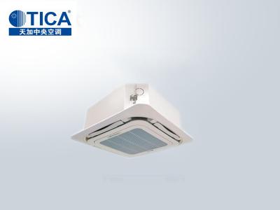 天加TICA商用天花机修纤薄静音360°出风