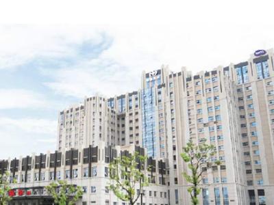 南京明基医院发热门诊空调项目