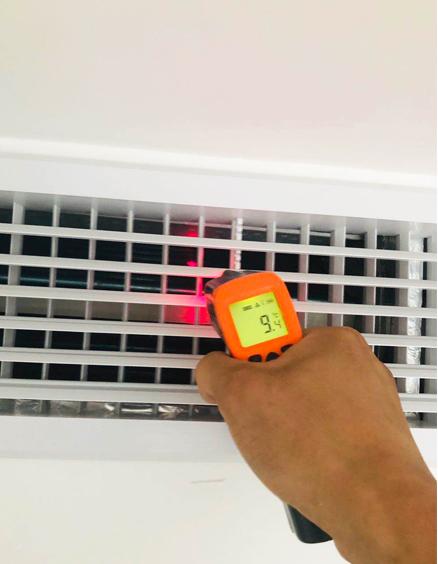 中央空调安装调试