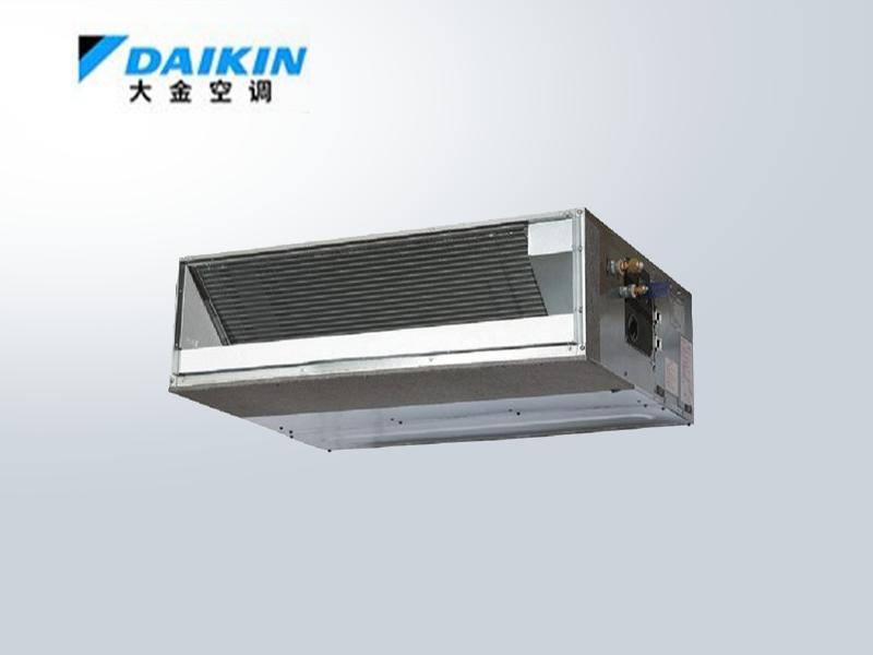大金VRV X系列室内机自由静压风管机