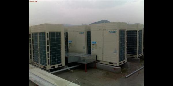 商用中央空调工作原理是什么?