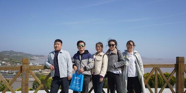 越邦机电团队游 | 来浙江嵊泗列岛感受渔村慢生活