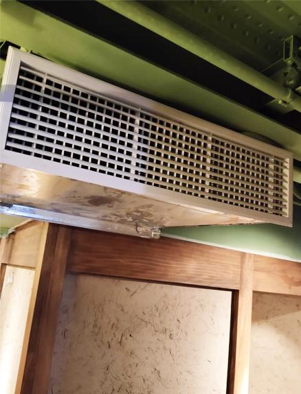 烤肉店中央空调安装