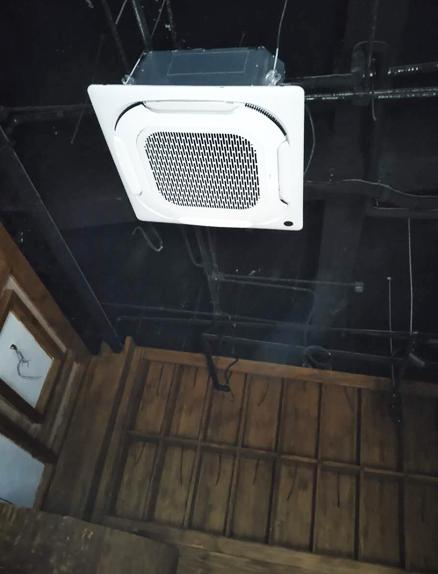 店铺中央空调安装