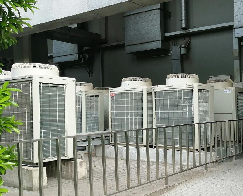 工厂中央空调