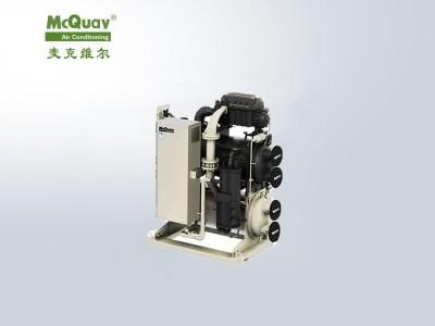 麦克维尔WXE模块化磁悬浮变频离心式冷水机组