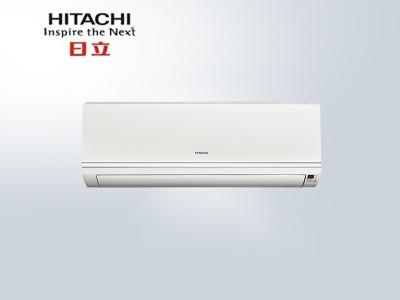 日立(Hitachi)RAS/C-26KHZ挂壁式空调大1匹冷暖挂机定速空调