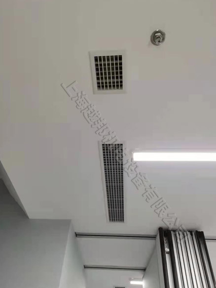 辉文生物格力中央空调安装工程