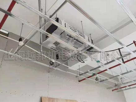 点聘商务美的中央空调安装工程