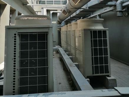 中南置地中央空调系统