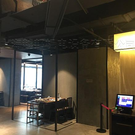 上海捞王火锅店商用中央空调工程
