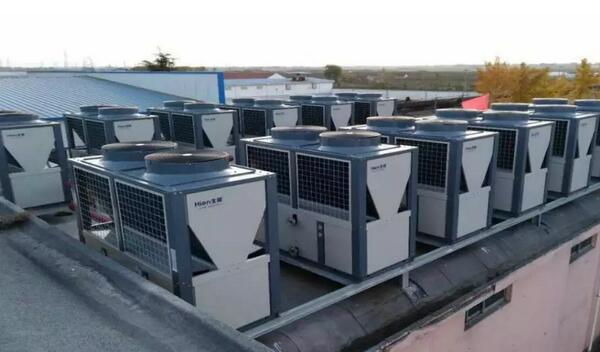 生能空气源热泵热水机组