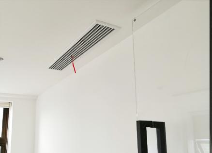 海信中央空调安装