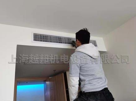 酒店中央空调维保清洗