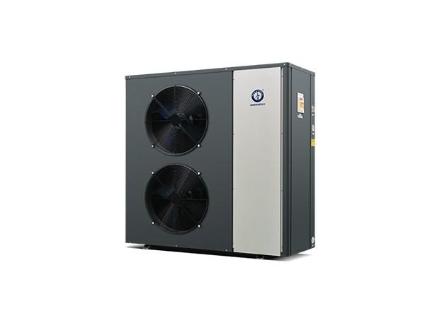 纽恩泰采暖热泵8匹单相一体机