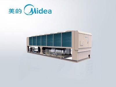 美的MC高效空气源螺杆式热泵机组