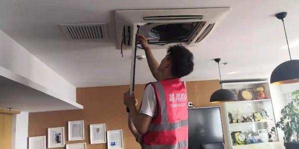 高温来袭,即将入梅,中央空调清洗攻略请收好!