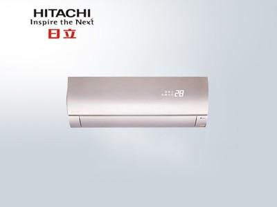 日立空调挂机变频家用1匹 1.5匹 卧室节能直流自清洁