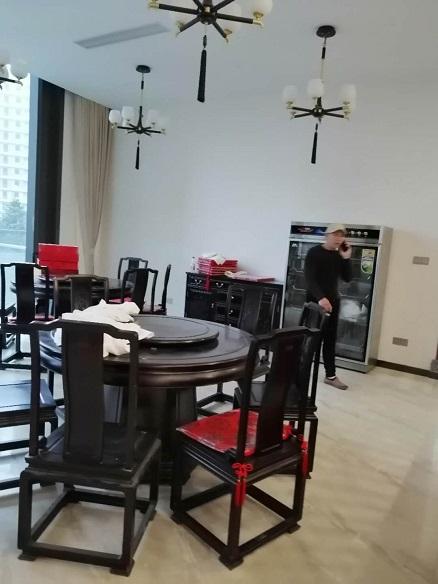上海保利广场悦鄱府美食餐厅