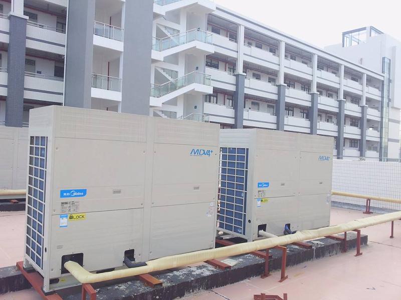商用中央空调安装