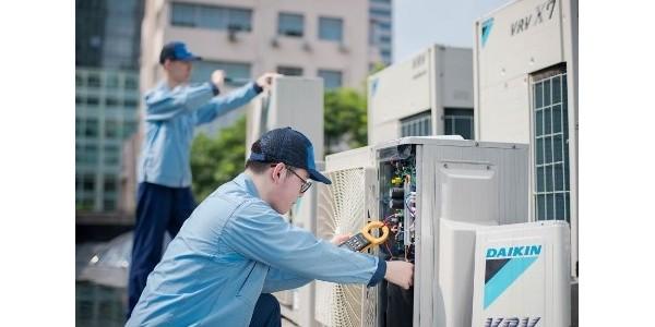 大金中央空调多长时间维修一次?