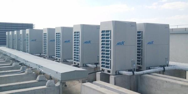 十大商用中央空调排行榜?商用中央空调品牌有哪些?