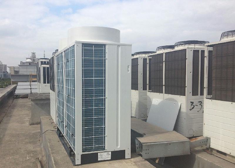 商用中央空调保养