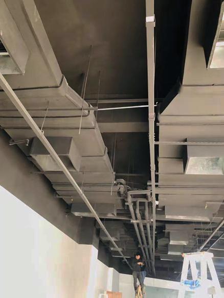 上海中央空调改造