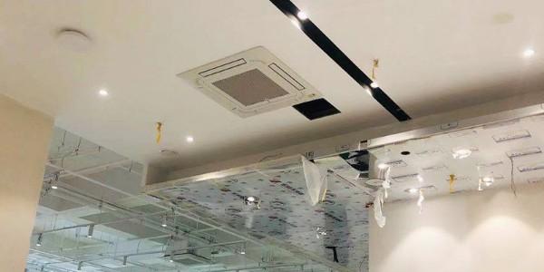 医疗场所中央空调改造方案