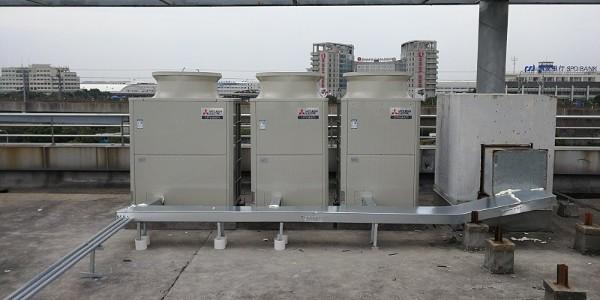 商用中央空调施工流程-这个才是标准