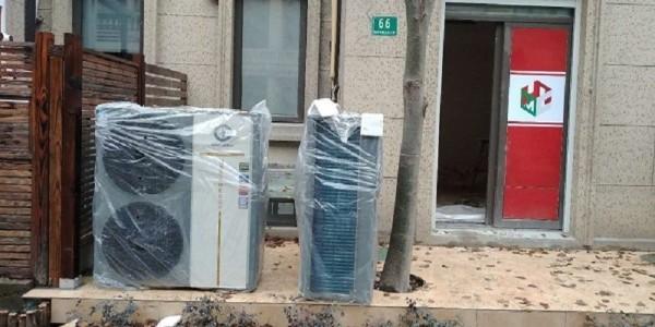空气源热泵长时间作业原因是什么?