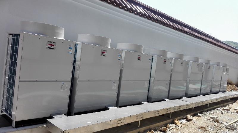 日立中央空调安装